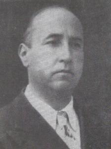 Perit Alberto La Ferla (1898-1942) (Courtesy of Ms A.Soler)
